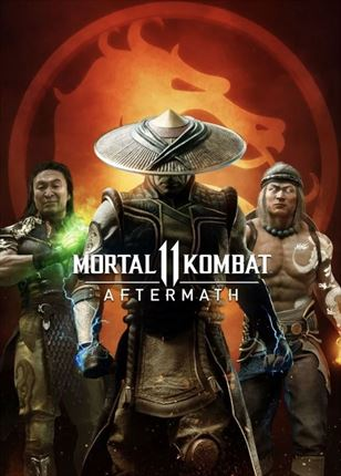 MORTAL KOMBAT 11: AFERMATH KOLLECTION
