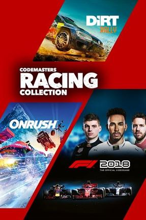 CODEMASTERS RACING COLLECTION